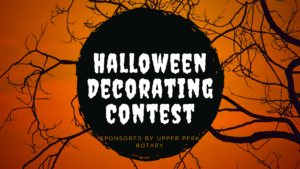 Click here for Halloween Contest Info